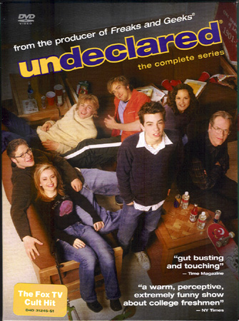 undeclared dvd set