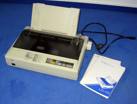 Star LC 10 anno 1988